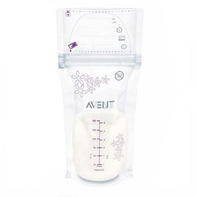 Avent 180ml Milk Storage Bags 25 Pack