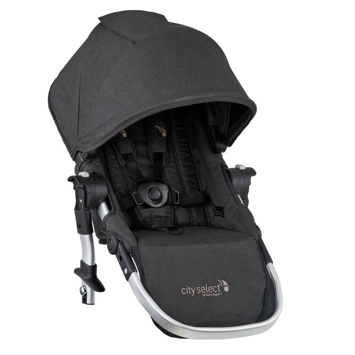 Baby Jogger City Select Second Seat Jet Black