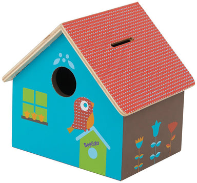 Boikido Bird House Bank CLEARANCE