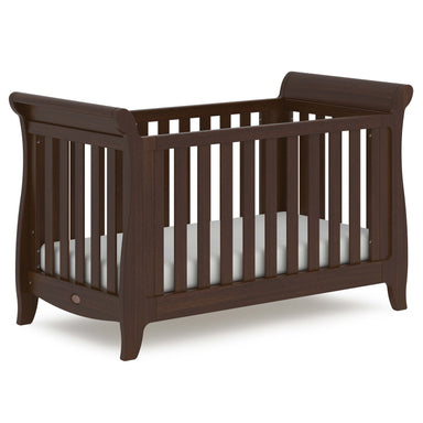 Boori Sleigh Expandable Cot Coffee Bio