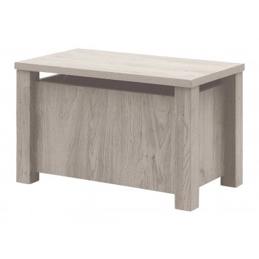 Love N Care Bordeaux Toy Box Ash