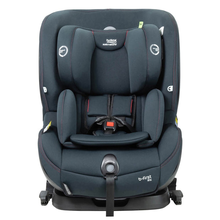 Britax Safe N Sound B First iFix Black - PRE ORDER EARLY MAY