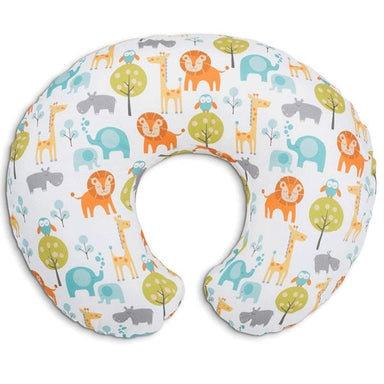 Boppy Pillow Peaceful Jungle
