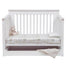 Cocoon Flair Cot and Mattress White