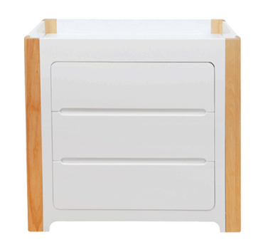 Cocoon Evoluer Chest Changer White/Natural