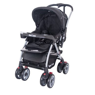 Love N Care Mirage Stroller Nero