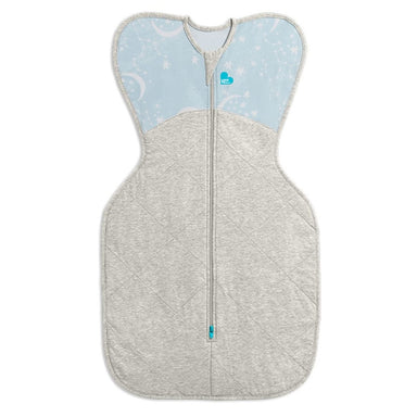Love To Dream Swaddle Up 2.5 TOG WARM Medium 6-8.5kg Blue
