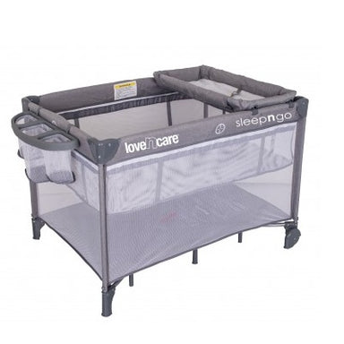 Love N Care Sleep N Go Travel Cot Portacot
