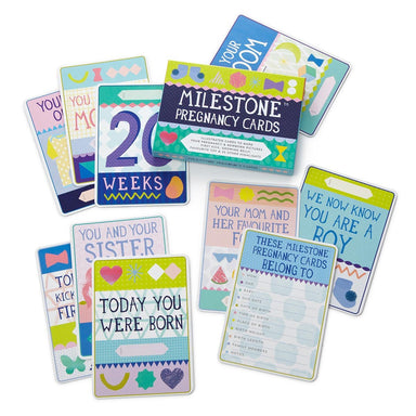Milestone Pregnancy Cards - CLEARANCE