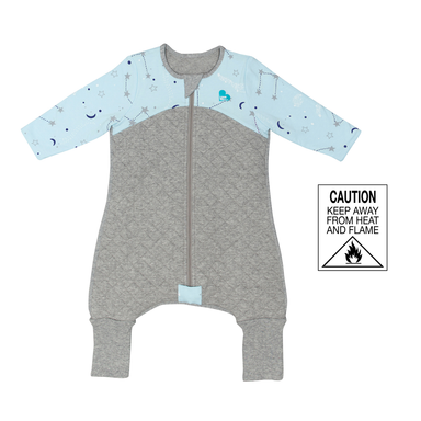 Love To Dream Swaddle Up 2.5 TOG Sleep Suit 12-24 Months Blue