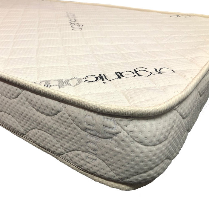 Spinal Support Micro Pocket Organic Mattress 1300 x 690