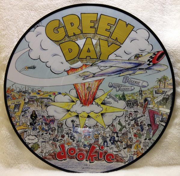 Green Day ‎– Dookie (PICTURE DISK)