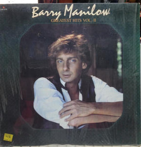 Barry Manilow ‎– Greatest Hits Vol. II