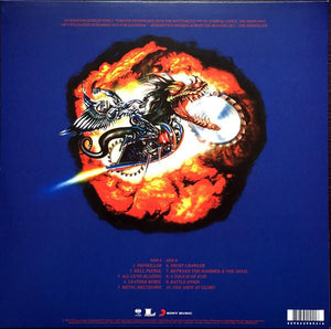Judas Priest ‎– Painkiller (NEW PRESSING)