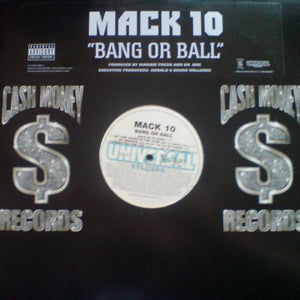 Mack 10 ‎– Bang Or Ball (2 discs)