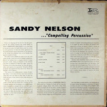 Load image into Gallery viewer, Sandy Nelson ‎– Compelling Percussion