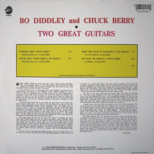 Load image into Gallery viewer, Bo Diddley / Chuck Berry ‎– Two Great Guitars