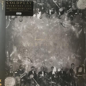 Coldplay ‎– Everyday Life (NEW PRESSING) 2 discs