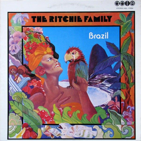 The Ritchie Family ‎– Brazil