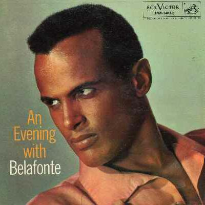 Harry Belafonte ‎– An Evening With Belafonte