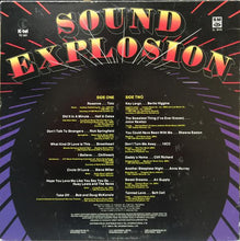Load image into Gallery viewer, Various ‎– Sound Explosion