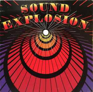 Various ‎– Sound Explosion