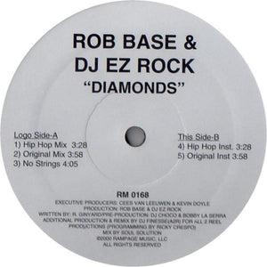 Rob Base & DJ EZ Rock ‎– Diamonds