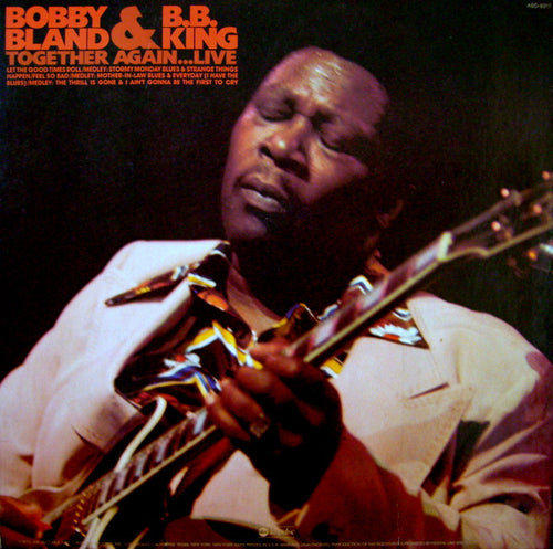 Bobby Bland & B.B. King ‎– Together Again...Live