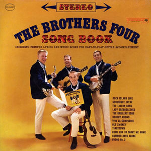 The Brothers Four ‎– Song Book