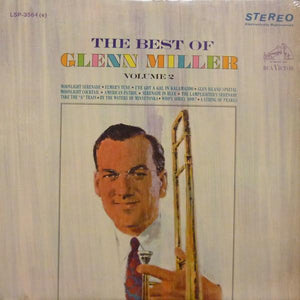 Glenn Miller ‎– The Best Of Glenn Miller Volume 2
