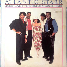 Load image into Gallery viewer, Atlantic Starr ‎– Secret Lovers - The Best Of Atlantic Starr
