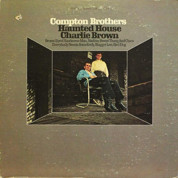 Compton Brothers ‎– Haunted House / Charlie Brown