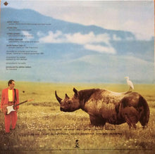 Load image into Gallery viewer, Adrian Belew ‎– Lone Rhino
