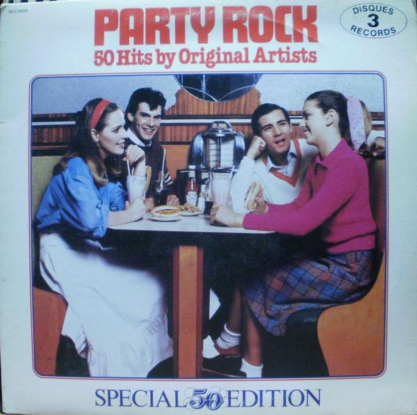 Various ‎– Party Rock