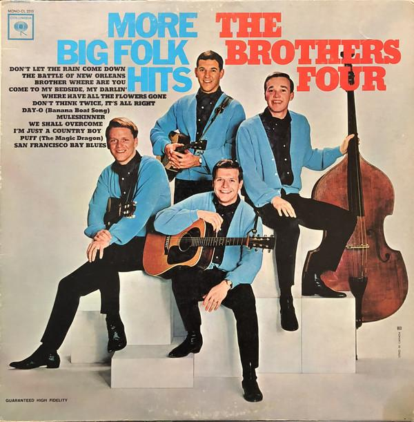 The Brothers Four ‎– More Big Folk Hits