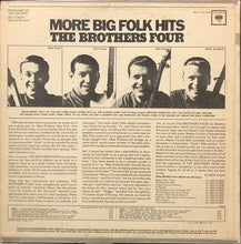 Load image into Gallery viewer, The Brothers Four ‎– More Big Folk Hits