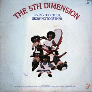 The 5th Dimension ‎– Living Together, Growing Together