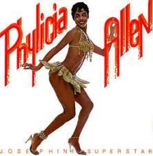 Phylicia Allen ‎– Josephine Superstar (Factory Sealed)