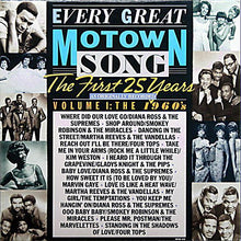 Load image into Gallery viewer, Various ‎– Every Great Motown Song: The First 25 Years As Originally Recorded Volume 1: The 1960's