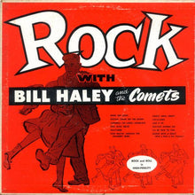 Load image into Gallery viewer, Bill Haley And The Comets ‎– Rock With Bill Haley And The Comets