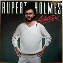 Load image into Gallery viewer, Rupert Holmes ‎– Adventure