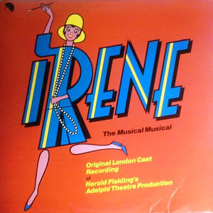 Various ‎– Irene - The Musical Musical (Original London Cast Recording)