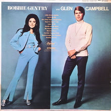 Load image into Gallery viewer, Bobbie Gentry And Glen Campbell ‎– Bobbie Gentry & Glen Campbell