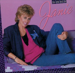 Janie Fricke ‎– The Very Best Of Janie