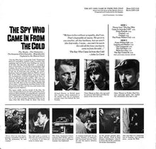 Load image into Gallery viewer, Sol Kaplan ‎– The Spy Who Came In From The Cold (Music From The Score Of The Motion Picture)