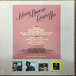 Johnny Duncan  ‎– Greatest Hits