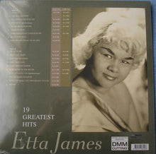 Load image into Gallery viewer, Etta James ‎– 19 Greatest Hits At Last (NEW PRESSING)