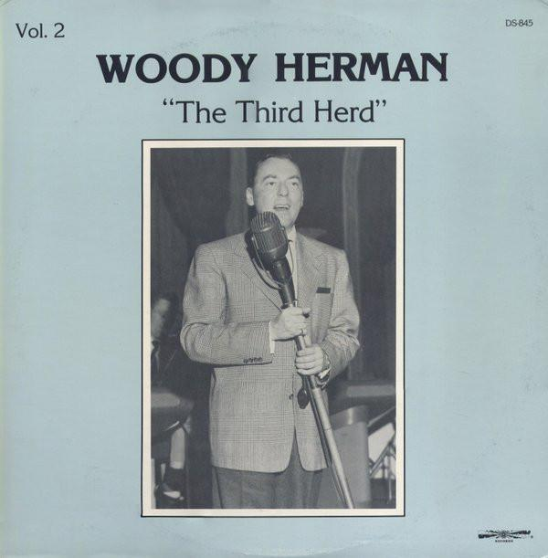 Woody Herman ‎– The Third Herd Vol. 2