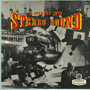 Various ‎– A Journey Into Stereo Sound