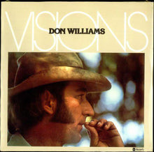 Load image into Gallery viewer, Don Williams  ‎– Visions